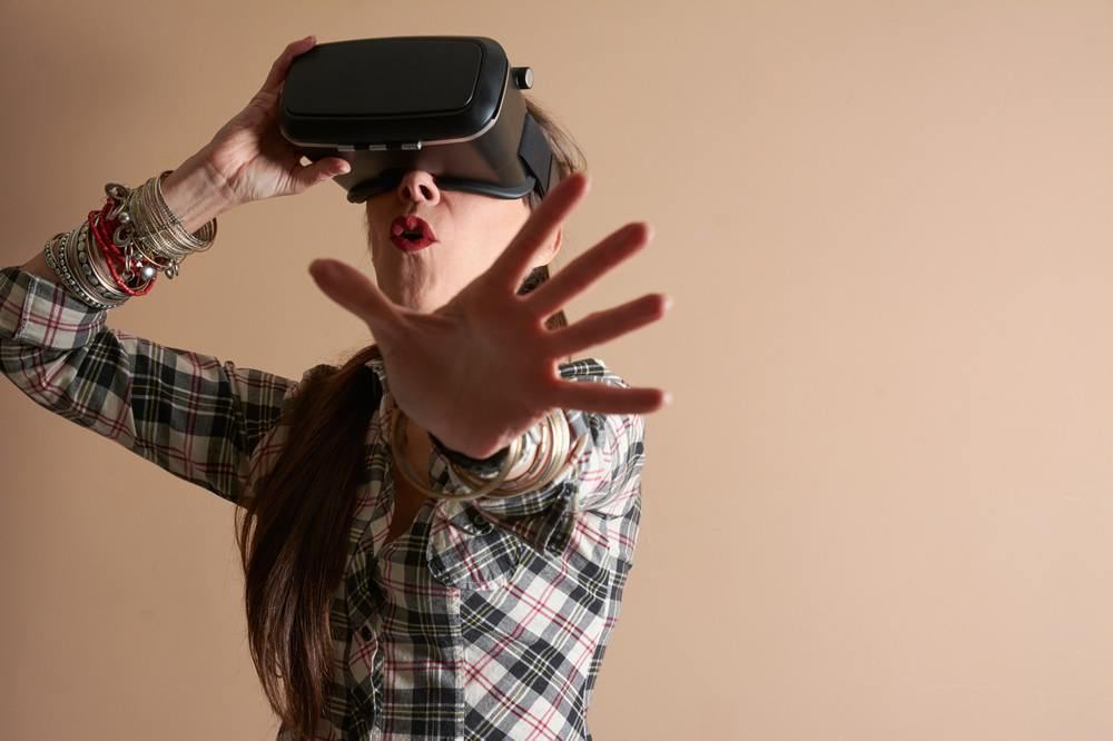 BlitzWolf Virtual Reality Headset